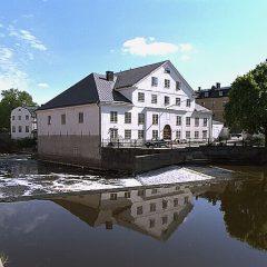 Akademikvarnen i Uppsala byggdes under senare delen av 1760-talet och är numera ett byggnadsminne.