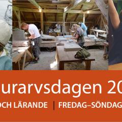 Kollage Kulturarvsdagen 2020