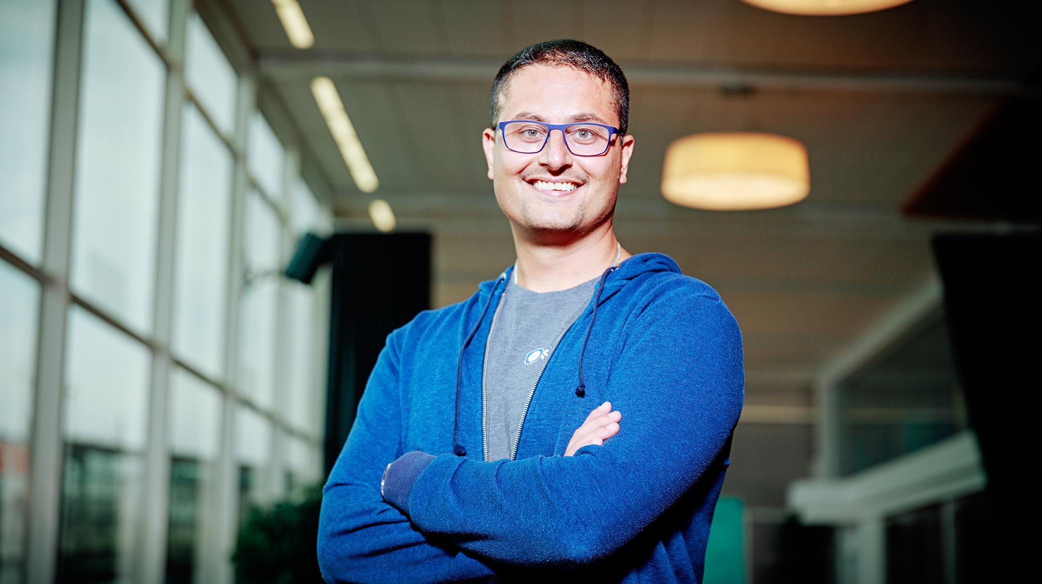 Amer Mohammed, Coop