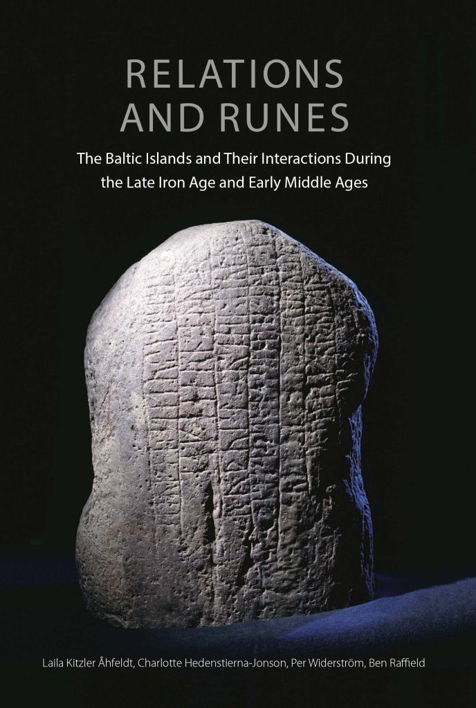 Framsidan av boken Relations and Runes