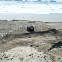 Vinterstatiionen på Snow Hill ön