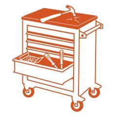 Illustration till Branschforum för konsthantering