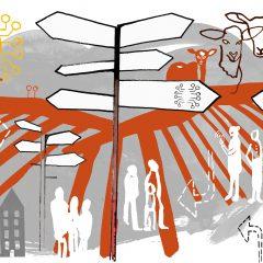 Illustration till konferensen Kreativ omstart
